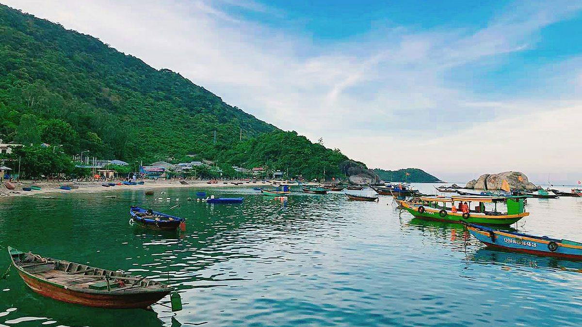 Các địa điểm cần checkin khi ghé chơi Cù Lao Chàm cách hội an chỉ 10km