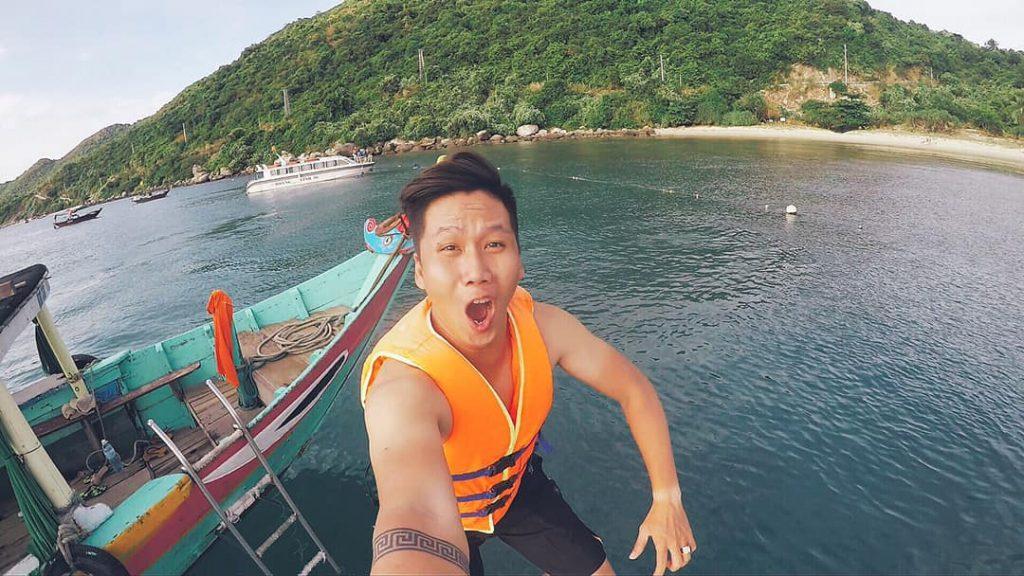 Lặn ngắm san hô cù lao chàm