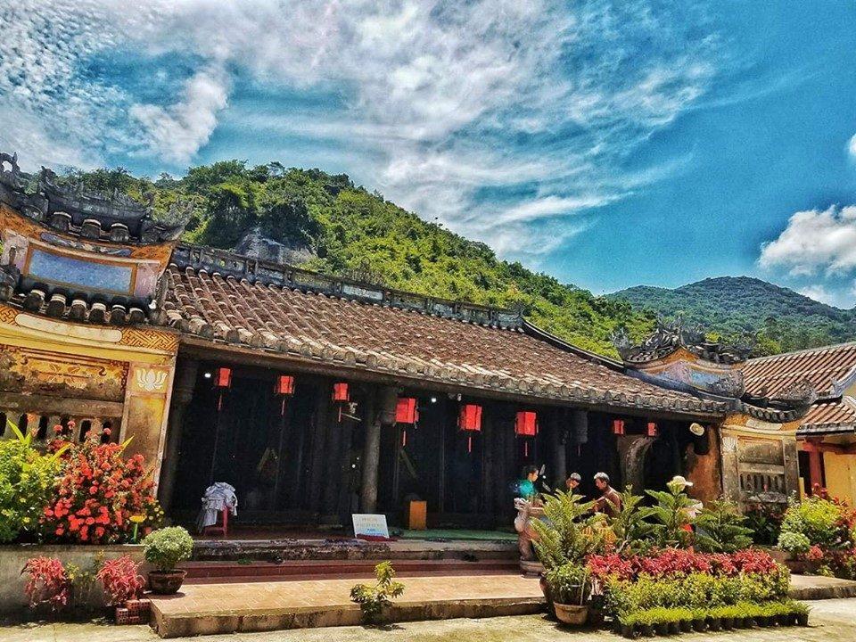 Chùa Hải Tạng Cù Lao Chàm hoian.tv 1