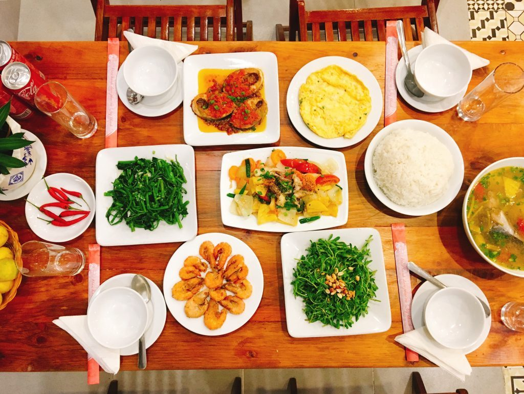 Set ăn