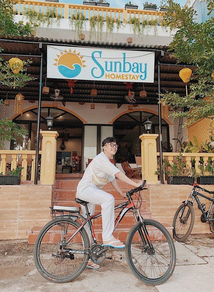 Kết quả hình ảnh cho homestay sunbay cù lao chàm