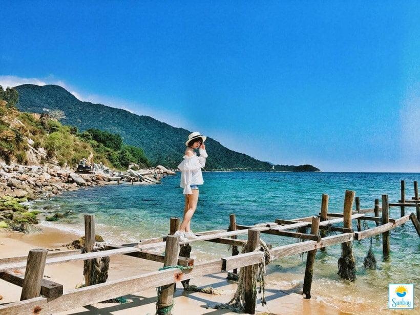 Sunbay Du lich Cu Lao Cham 11 min