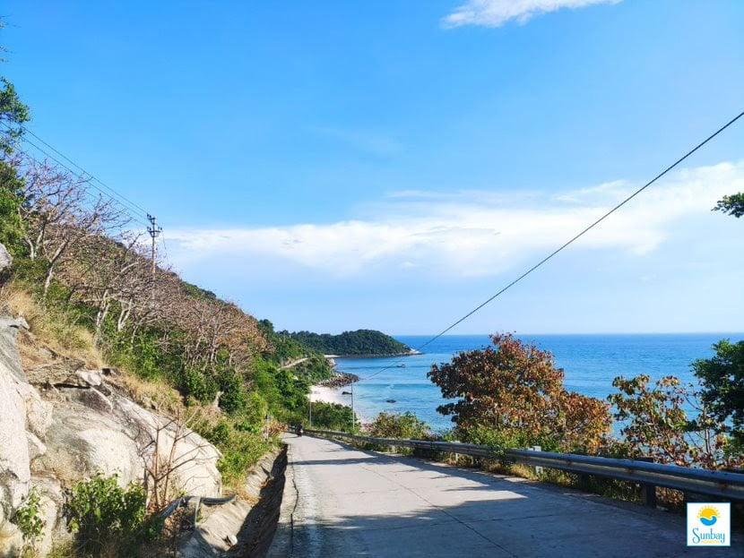 Thời tiết nắng ấm, sóng yên biển lặng là thời điểm thích hợp để đi Cù Lao Chàm