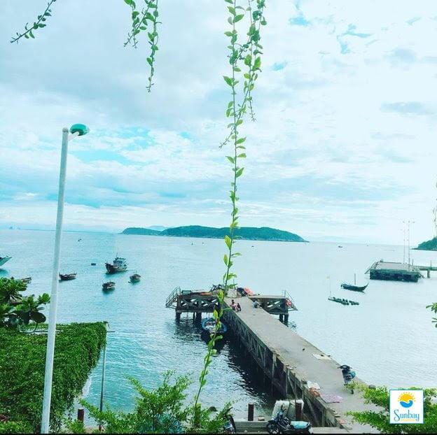 Sunbay cang min