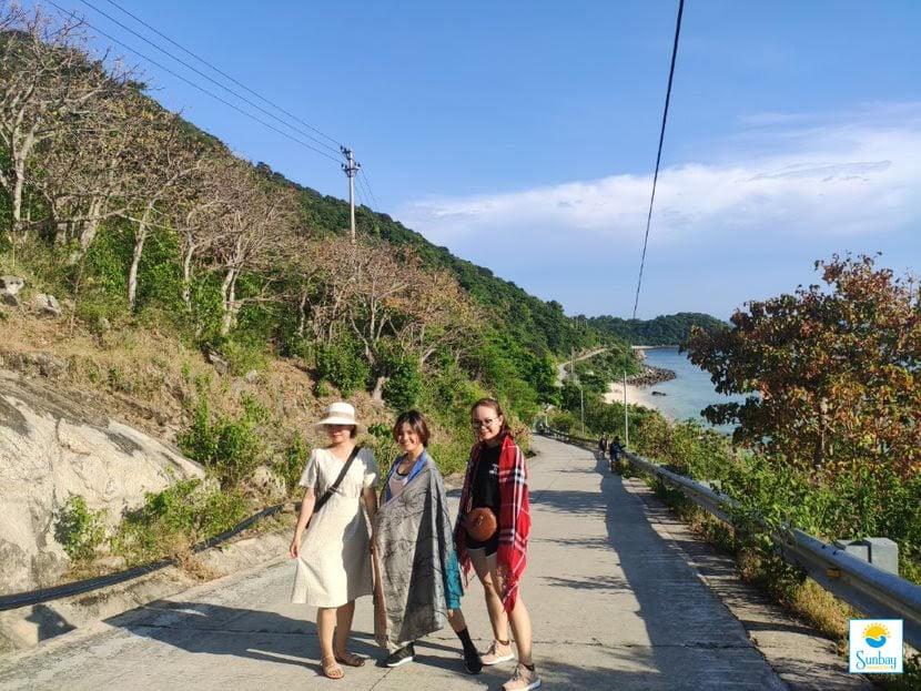 Tour du lịch Cù Lao Chàm 1 ngày sẽ tiết kiệm kha khá thời gian cho chuyến đi của bạn đấy