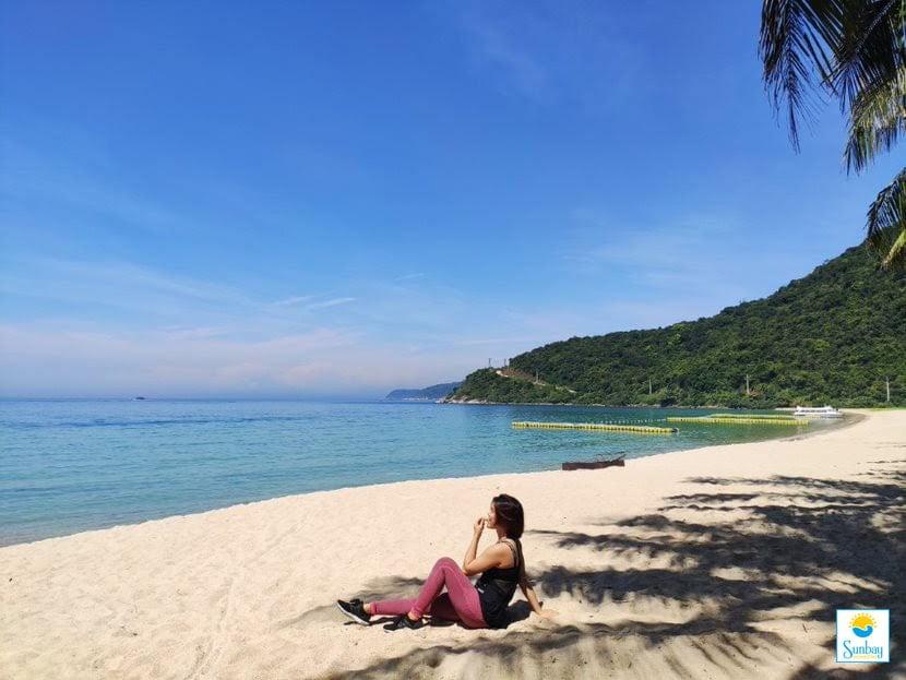 Với tour du lịch Cù Lao Chàm 1 ngày, bạn sẽ không cần phải lo nghĩ gì hết!