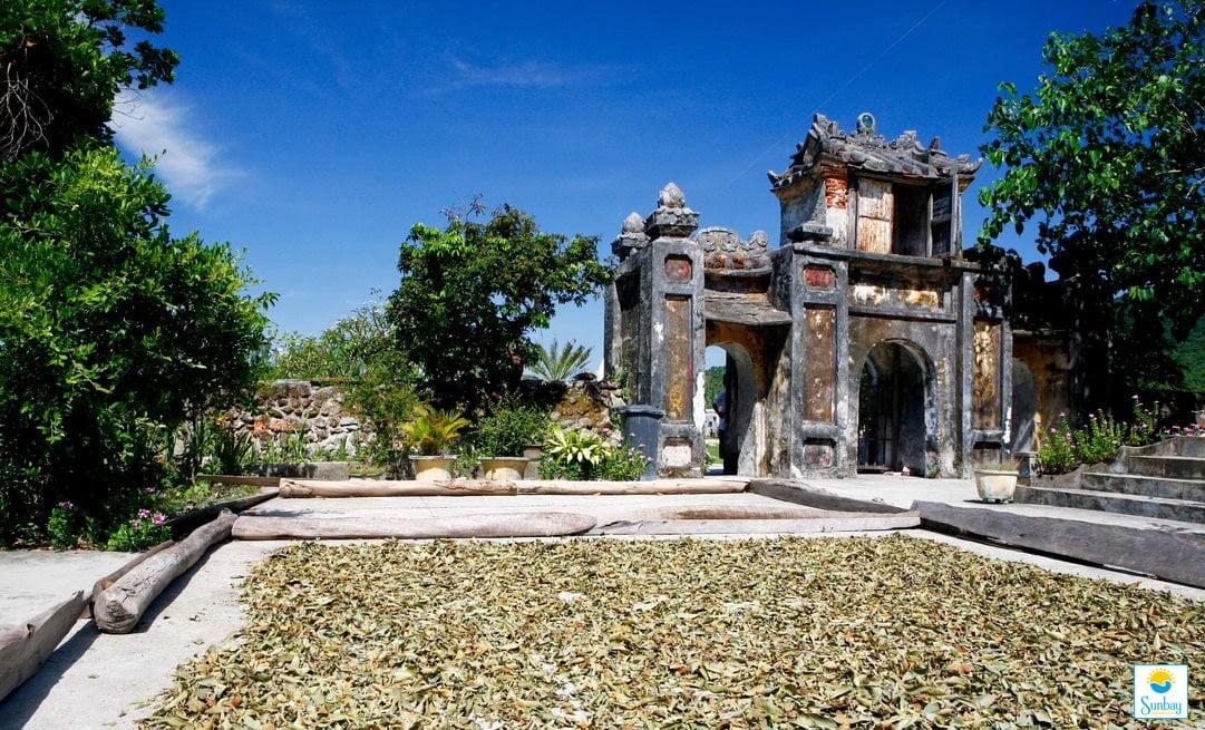 Ghé ngay các địa điểm tham quan nổi tiếng tại Cù Lao Chàm